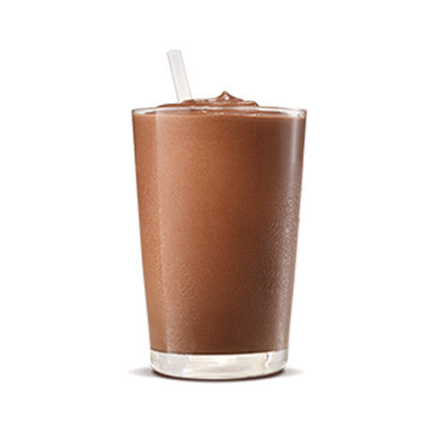 Peanut Butter Chocolate Smoothie (355 kcal)