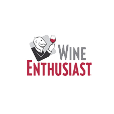 "Dry Red Wine ""Wine Enthusiast"" selection"