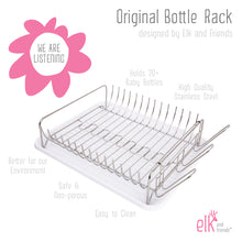 Stainless Steel Bottle Rack