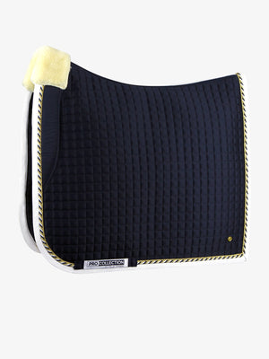 PSOS Dressage Saddle Pad, Navy PRO