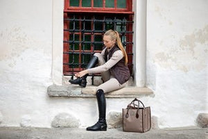 PSOS Breeches, Liza Ice Coffee