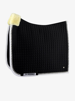 PSOS Dressage Saddle Pad, Black PRO