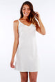 Dress Sunyata White Linen