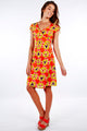 Dress Wrap Sani Print