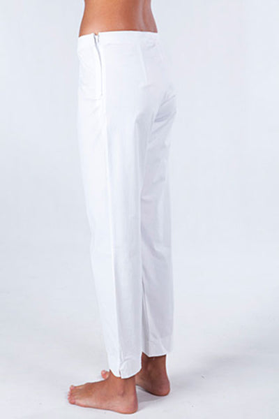 Pant Narrow Leg White