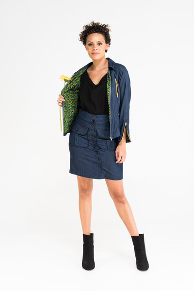 Jacket Lightweight Denim