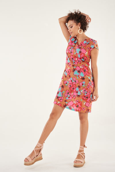 Dress Camelia Summer Orchid