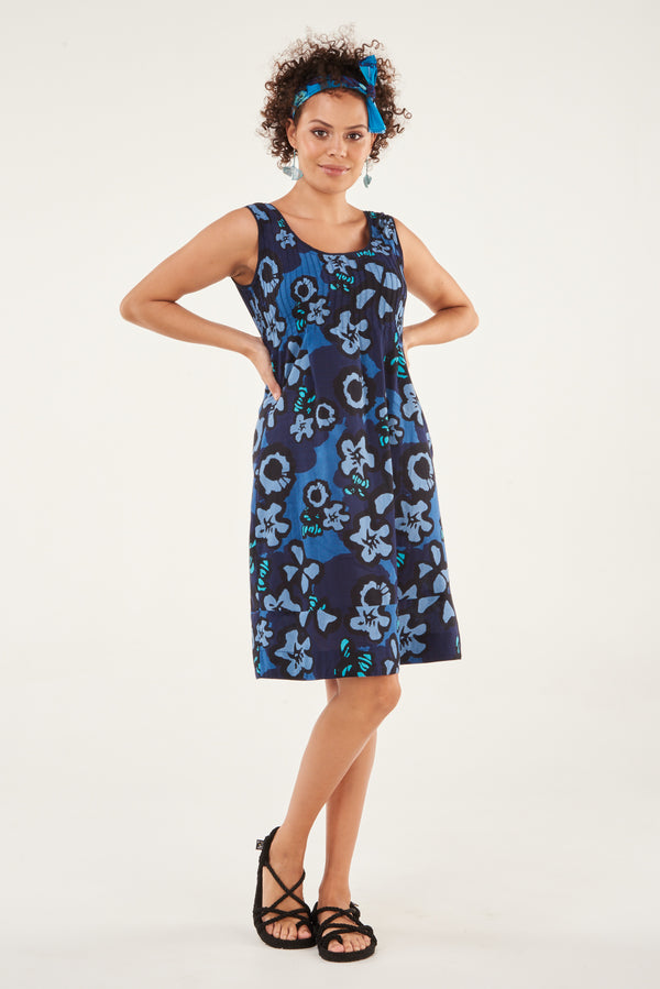 Dress Jaipur Provence Indigo