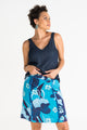 Skirt Sumana Midnight Bloom