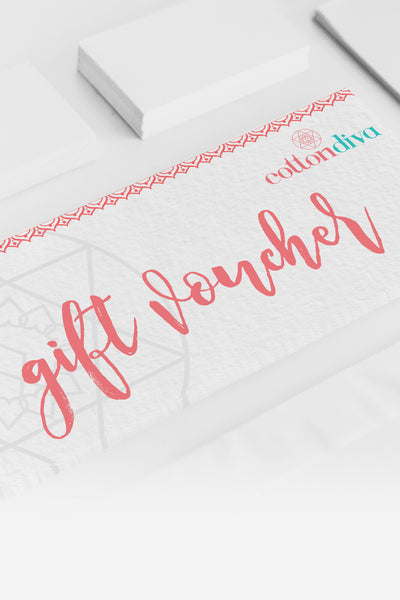 Online Gift Voucher - Choose your value