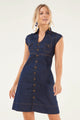 Dress Riva Lightweight Denim