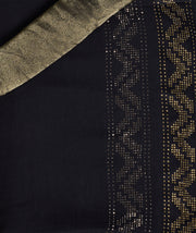 SIGNORAA BLACK CHIFFON SAREE-CHG03466 -PRODUCT VIEW
