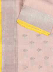 SIGNORAA LIGHT PINK KOTA SAREE-KTJ03344 - PRODUCT VIEW