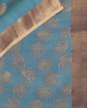 SIGNORAA BLUE KOTA SAREE-KTJ03097 - PRODUCT VIEW