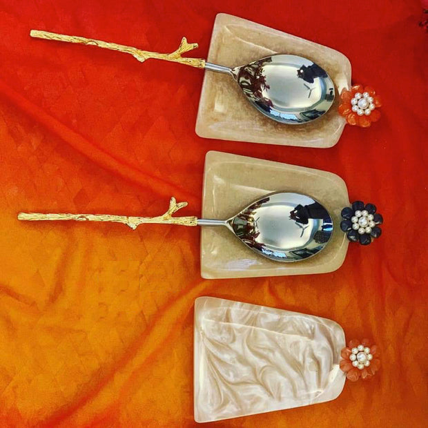 Spoon Rest Plates