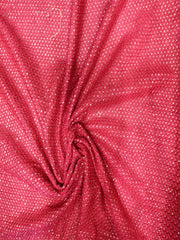 Signoraa Pink Georgette Unstitched Fabric-PMT03954