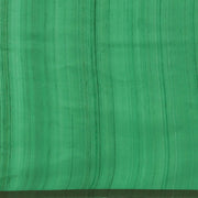 SIGNORAA DARK GREEN BANARASI TUSSAR SAREE-BSK08104- Blouse View