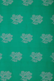 SIGNORAA GREEN KANCHIPURAM SILK SAREE-KSL02571- Design View