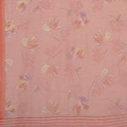 SIGNORAA ONION PINK DAILY WEAR TUSSAR SAREE-SASYN06459- Design View