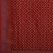 SIGNORAA RED BANARASI SILK SAREE-BSK08717E- Design View