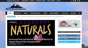 OnyxQueen Media's Pink Leaf Retreat Featured On Metro Atlanta Black