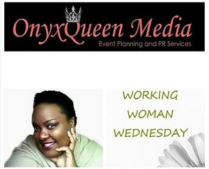 OnyxQueen Media featured in the Queen's English Blog