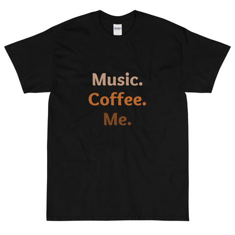 Statement Series: Music Coffee Me