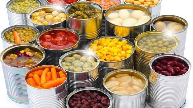 What Foods Can Be Canned In A Water Bath