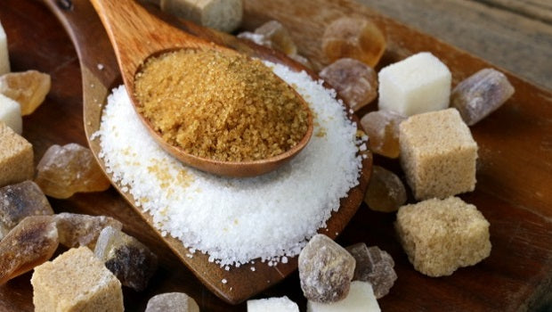 Salt, Sugar and Jaggery