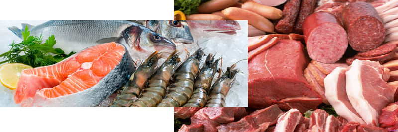 Fresh Sea Foods & Meat