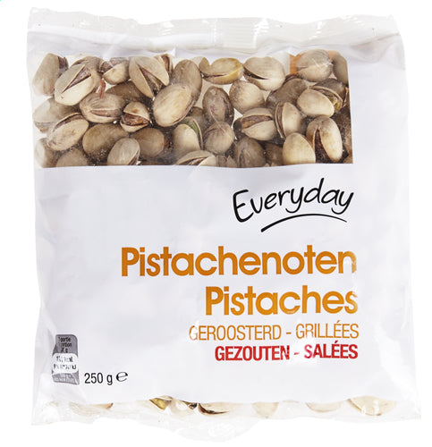 EVERYDAY pista roasted 250g