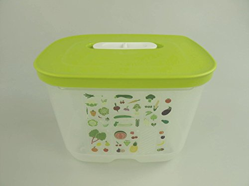 Tupperware Fridge 1.8 Liter Lime Air Oasis