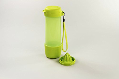 TUPPERWARE lemon squeezer ECO drinking bottle 700ml