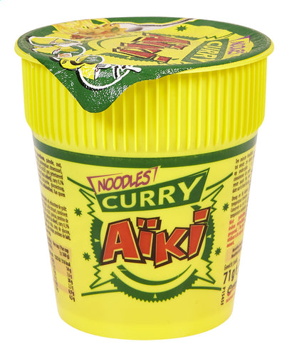 Aiki Curry Noodles pot 71g