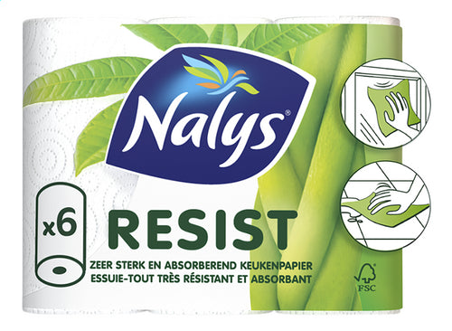NALYS kitchen roll Resist FSC 2l 45v 6r