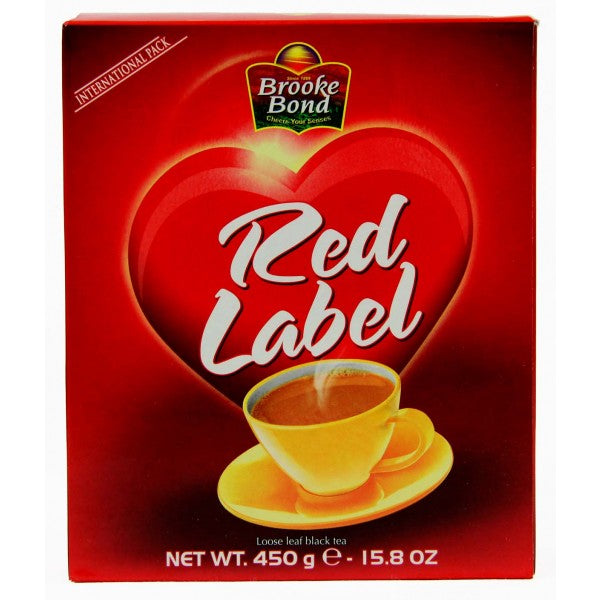 Brooke Bond Red labe Tea (Loose) - 450g