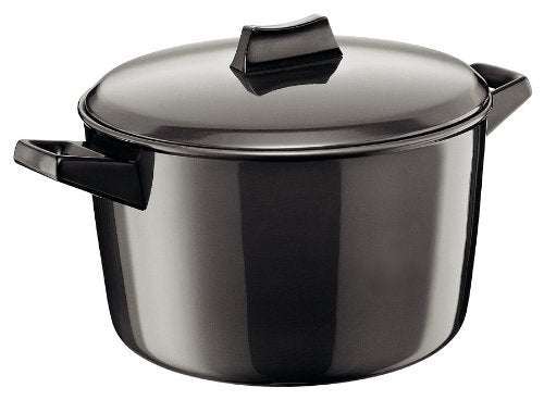 Hawkins / Futura L65 Hard Anodized Cooking and Serving Stewpot / Bowl, 5L