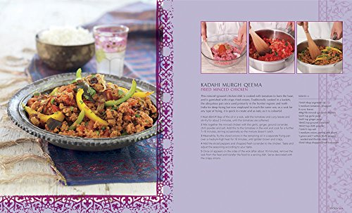 Food and Cooking of Pakistan: Traditional Dishes from the Home Kitchen