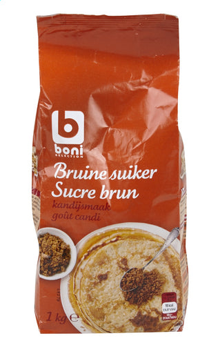 Boni Selection Brown Sugar 1kg