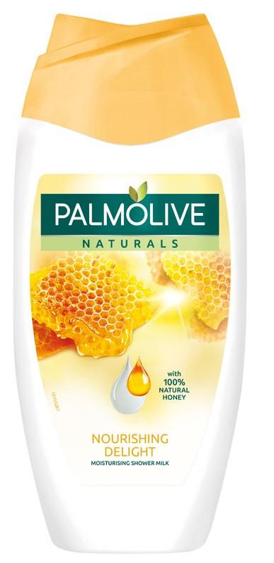 Palmolive Showergel - Milk & Honey 650ml