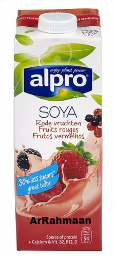 ALPRO Soy drink Red Fruits (brik) 1L