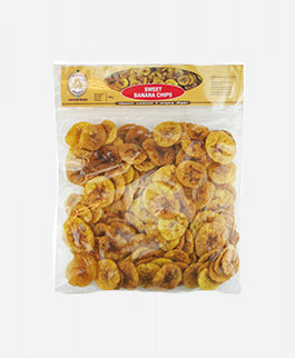 AMUTHA Banana Chips - Sweet 150g