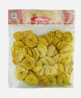 AMUTHA Banana Chips Salted 150g