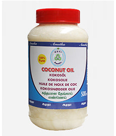 AMUTHA Coconut Oil 500ml