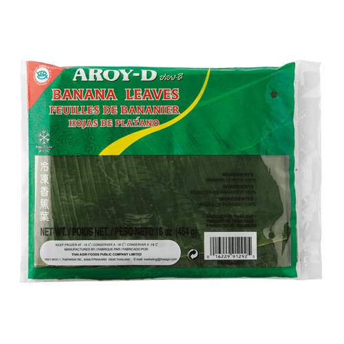 AROY-D Banana Leaves -18°C 454g