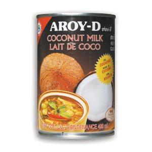 AROY-D Coconut Milk Cooking 400ml