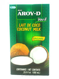 AROY-D Coconut Milk UHT, 1000ml