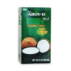 AROY-D Coconut Milk UHT, 500ml