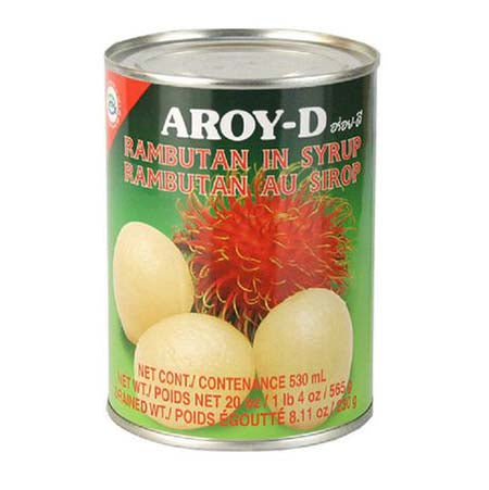 AROY-D Rambutan in Syrup 565g