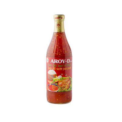 AROY-D Sweet Chili Sauce Chicken 550g